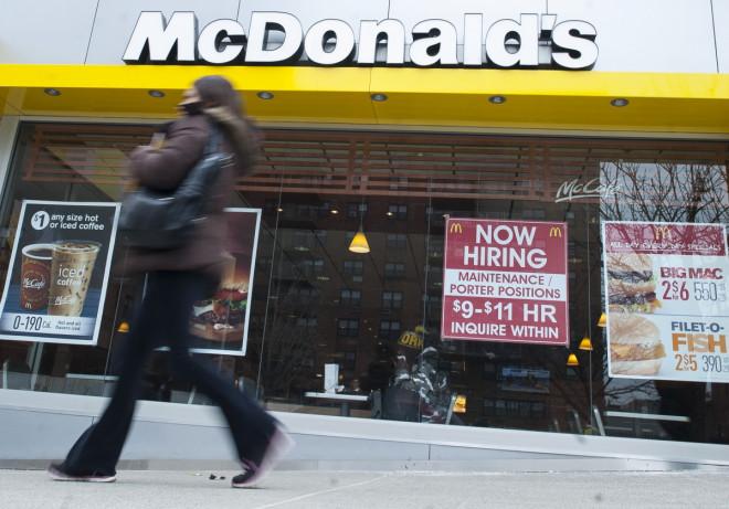 McDonald's US