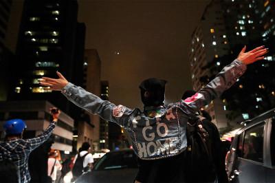 brazil demonstrator