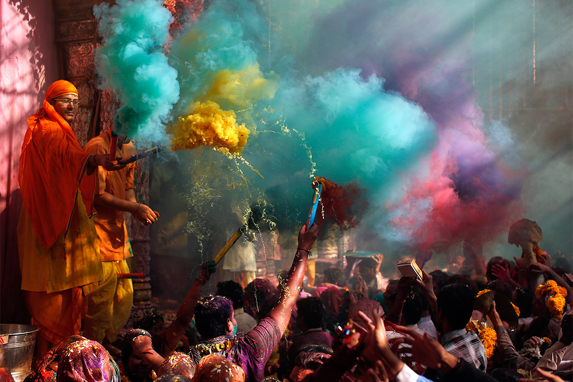 Holi Wishes And Life Lessons From The Festival Of Colors