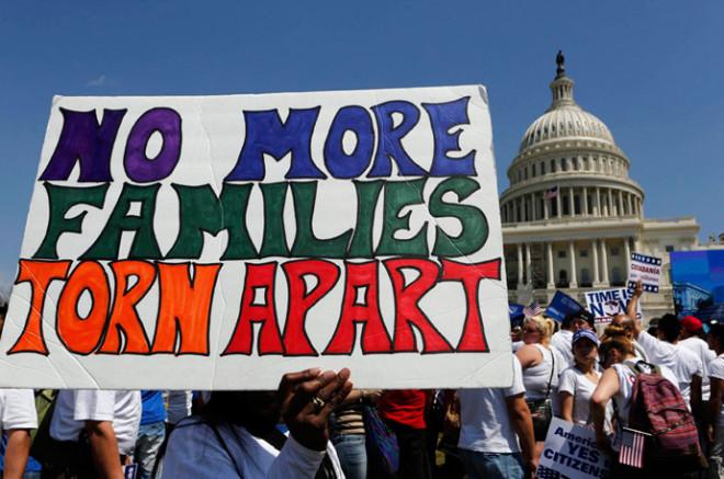 US Immigrants Deportation