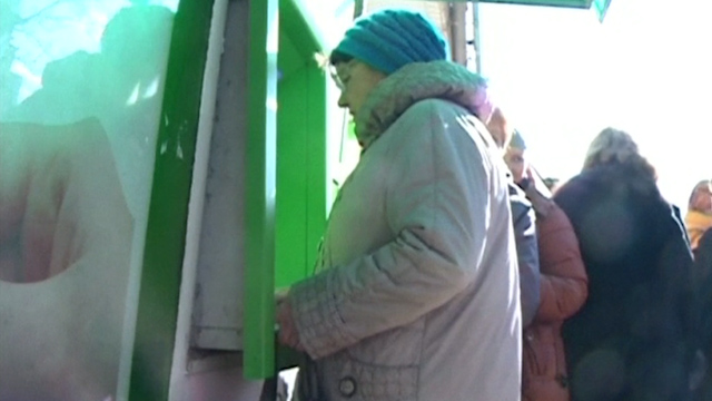 Crimea's Banks To Limit Cash Withdrawals