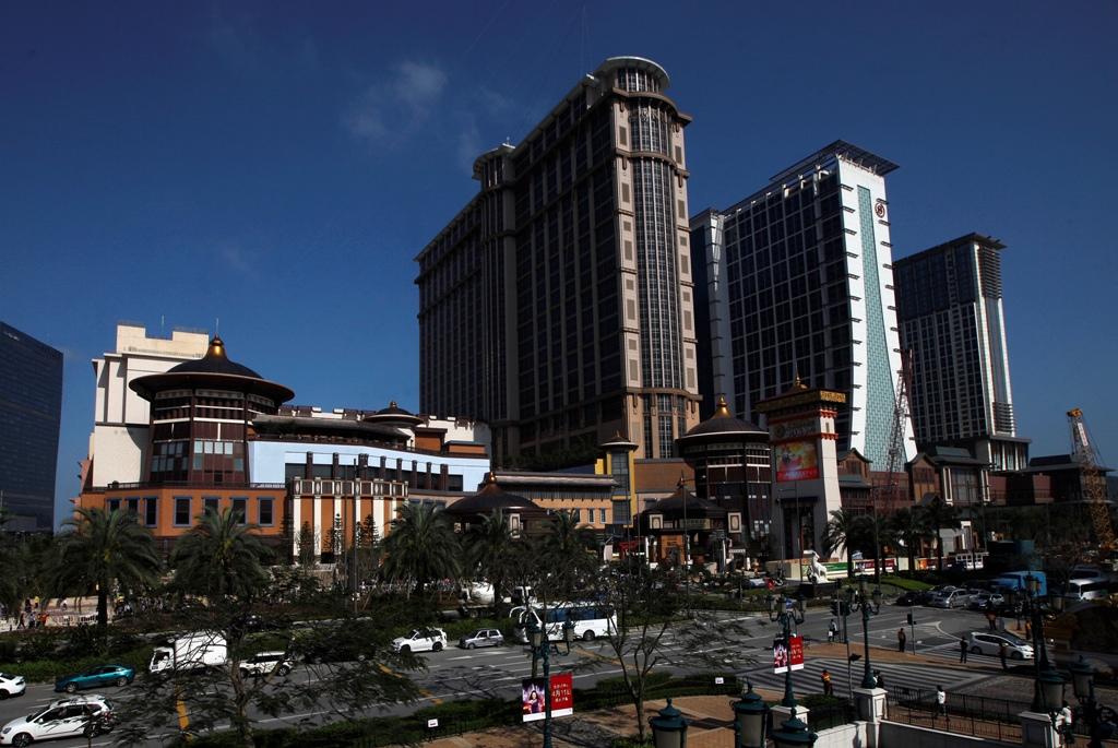 Sands Cotai Central Macau China