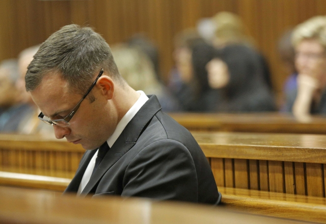 Case Against Pistorius Weakened by Evidence Handling
