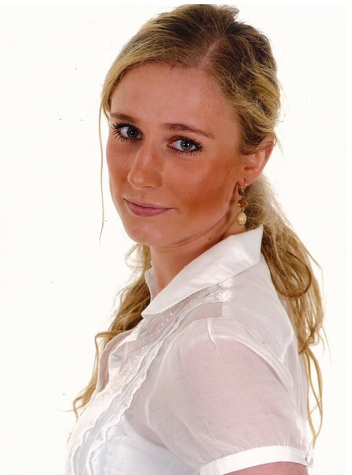 Norwegian student Martine Vik Magnussen