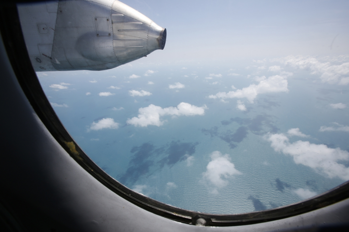 Andaman Islands Missing flight Malaysia Airlines MH370