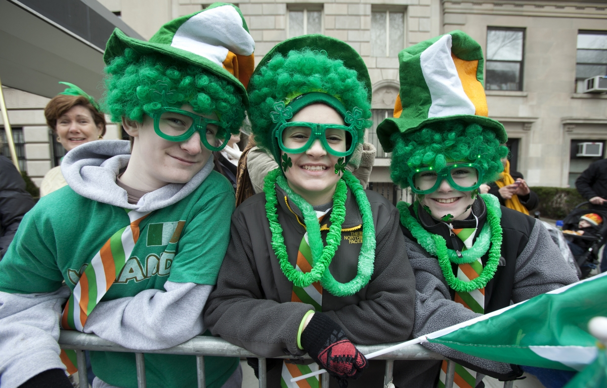 Pressure grows on celebrations for New York and Boston's St Patrick's Day over ban on right to march under gay banners
