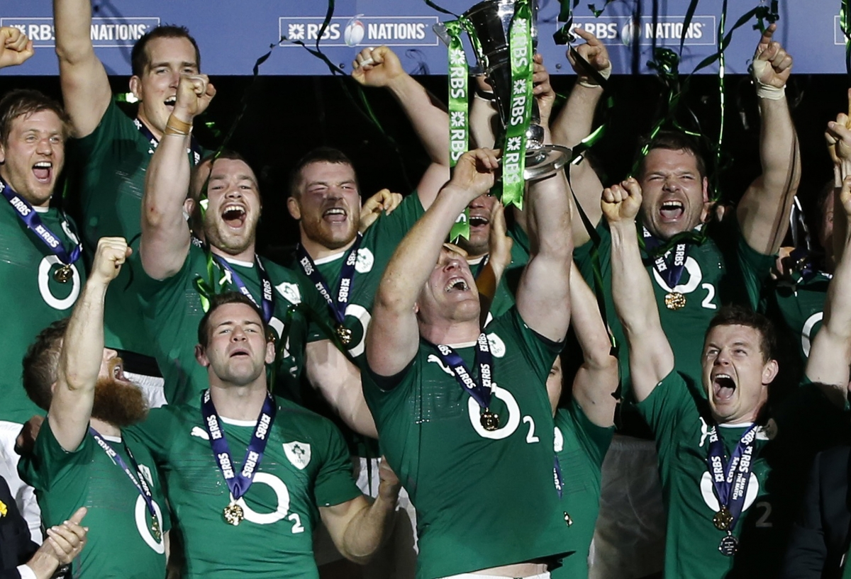 Ireland win Six Nations
