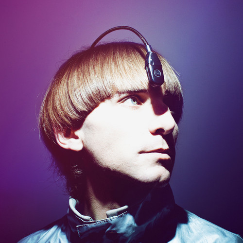 Artist Neil Harbisson and his 'eyeborg'. (www.eyeborg.wix.com)