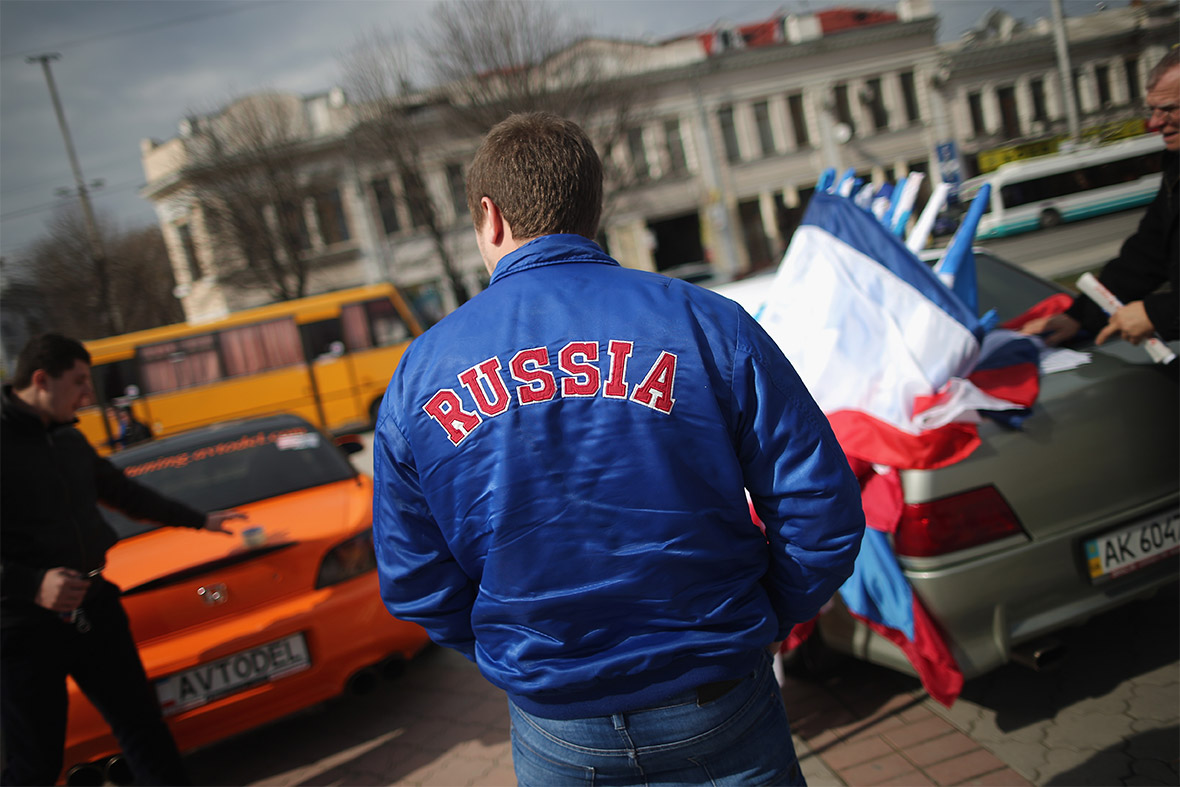 jacket russia