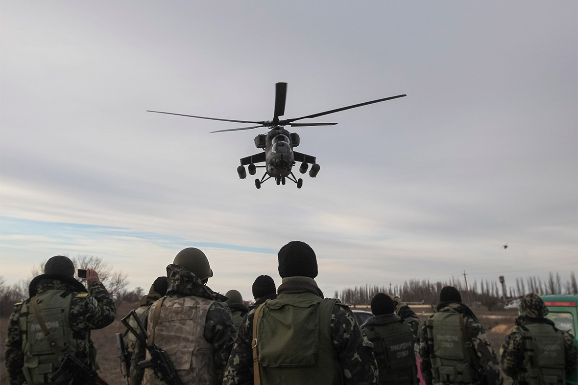 From Russia With Love: Fighter Jets and Attack Helicopters Delivered to Iraq