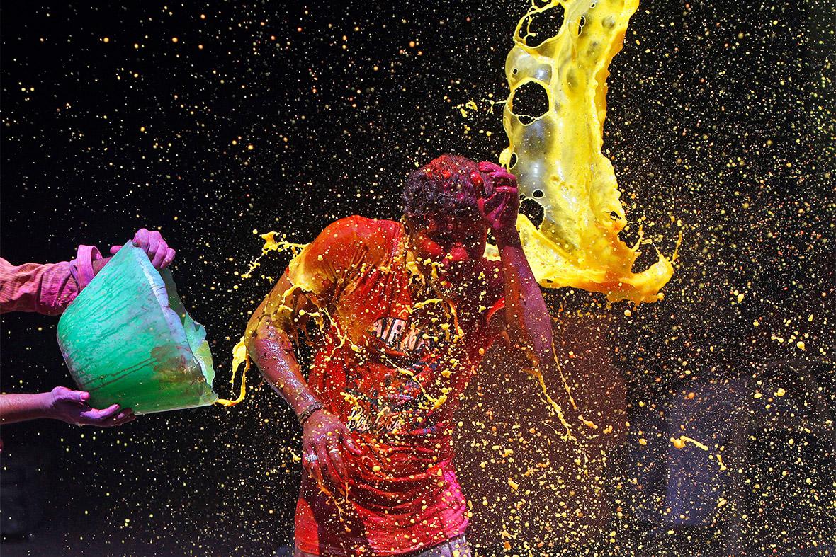 Holi 2014 The Hindu Festival Of Colours
