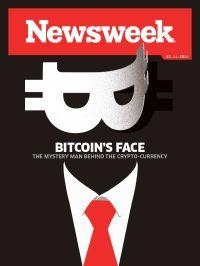Newsweek Bitcoin cover