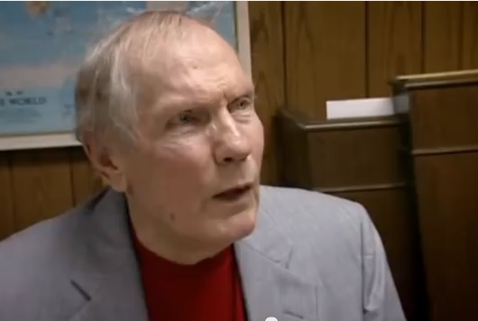 Fred Phelps Deathbed: Satanic Leader Lucien Greaves \'to Turn