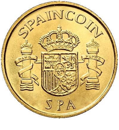 Spaincoin logo