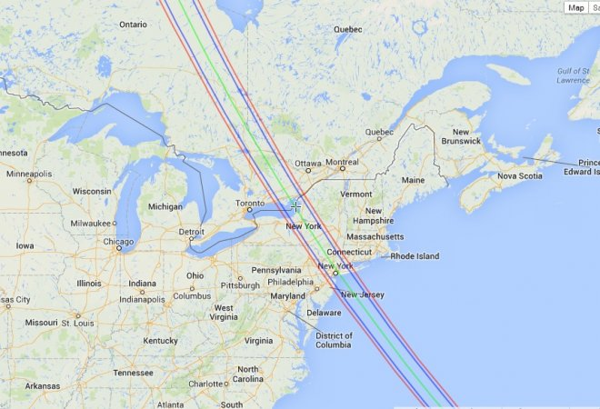 Asteroid Occultation 2014: Everything You Need to Know About