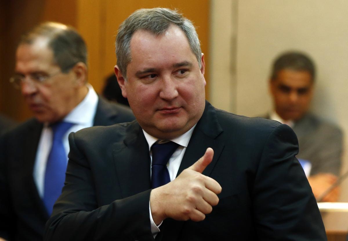 Russia\'s Deputy Prime Minister Dmitry Rogozin