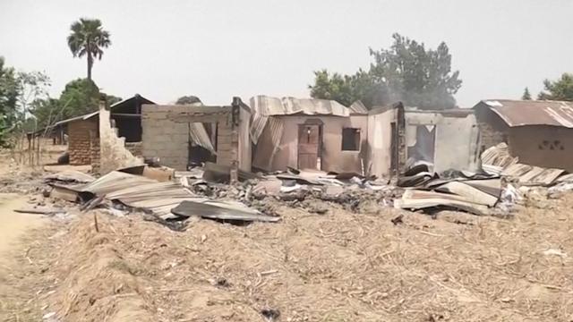 Herdsmen Kill over 100 in Attacks on Nigerian Villages