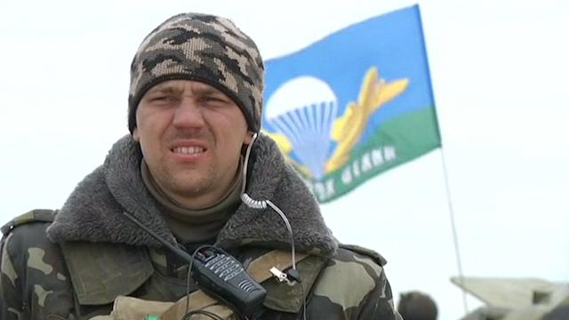 Ukraine Parliament Backs Partial Mobilisation
