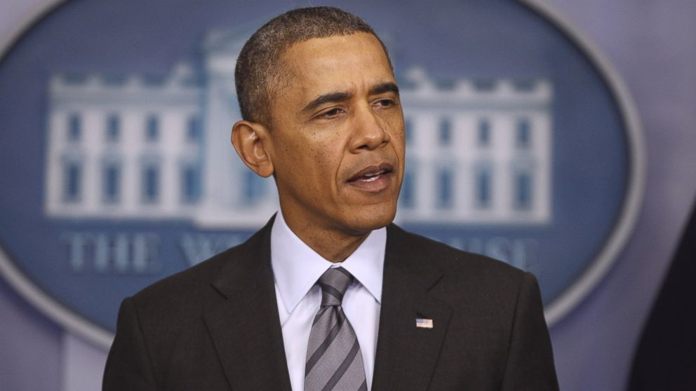 Obama Imposes Sanctions on Russian Officials