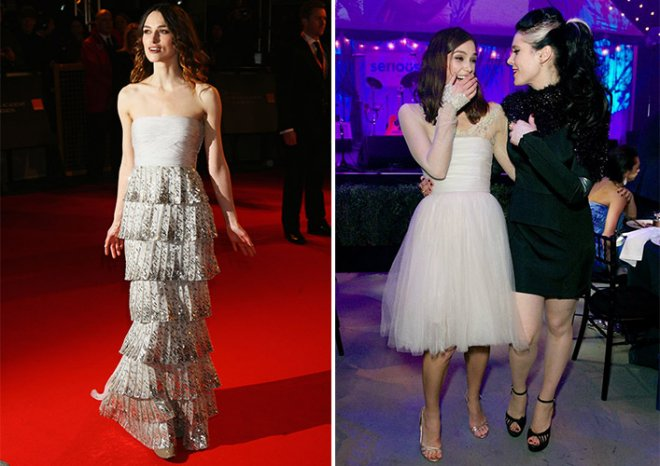 2939b67b502 Keira Knightley  I Destroyed my Chanel Wedding Dress with Red Wine
