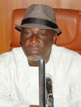 Nigeria Interior Minister Abba Moro