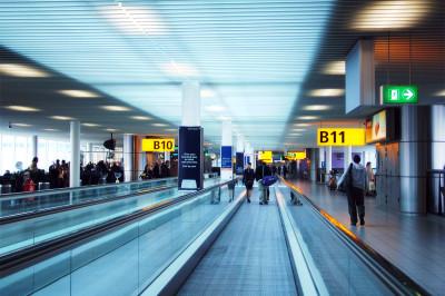 3 Amsterdam Schiphol Airport
