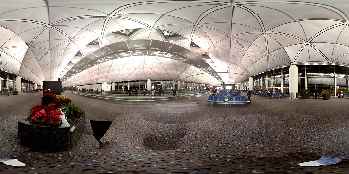 4 Hong Kong International Airport