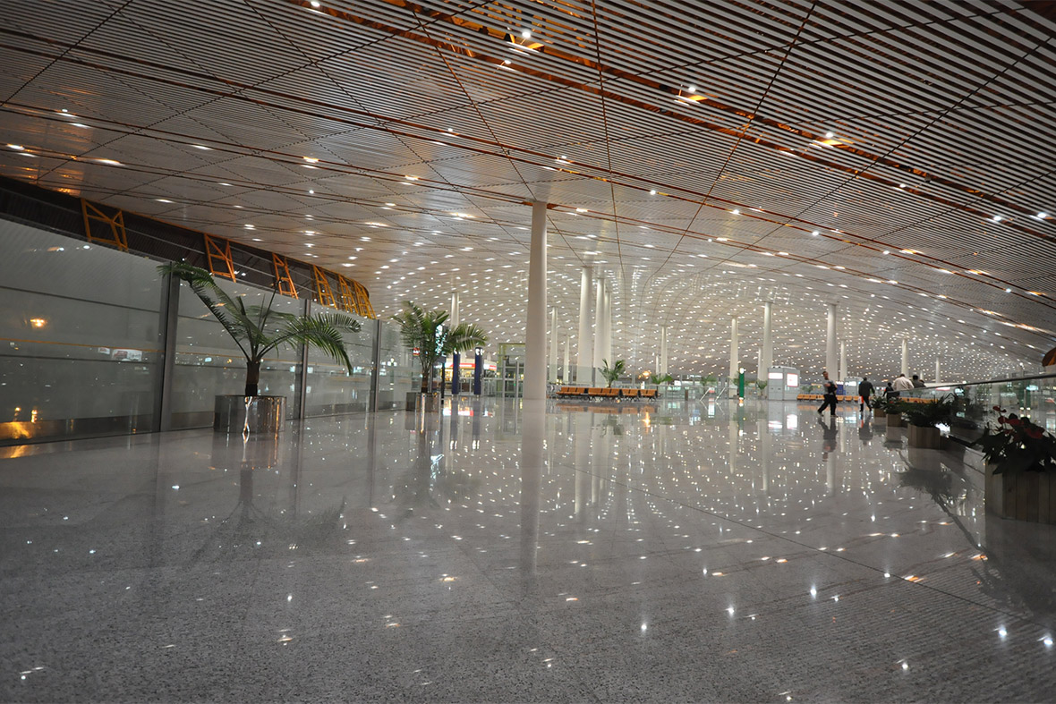 5 Beijing Capital International Airport