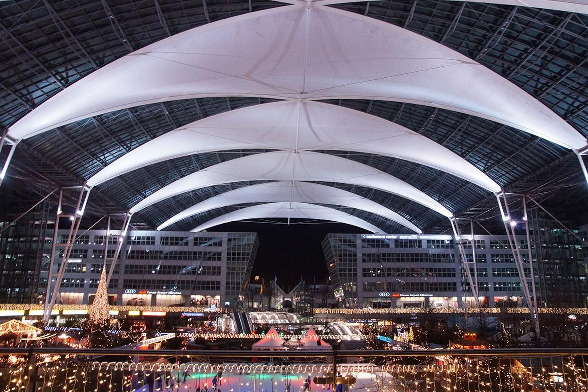 6 Munich Airport