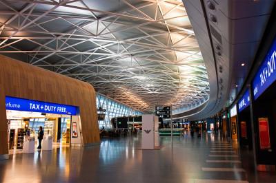 7 Zurich Airport