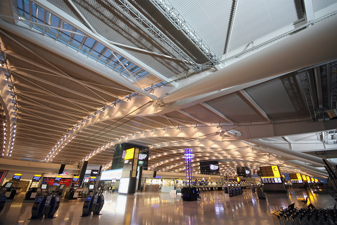 10 London Heathrow Airport