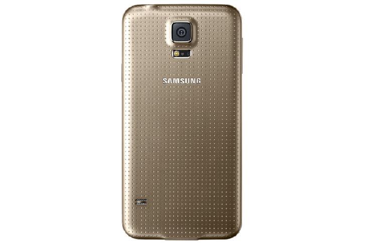 Samsung Galaxy S5 Gold Launch
