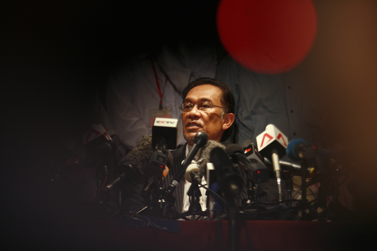Malaysia Opposition Malaysia Airlines Flight MH370