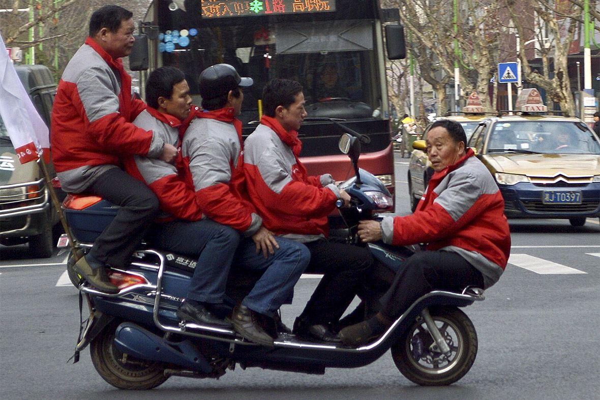 scooter china