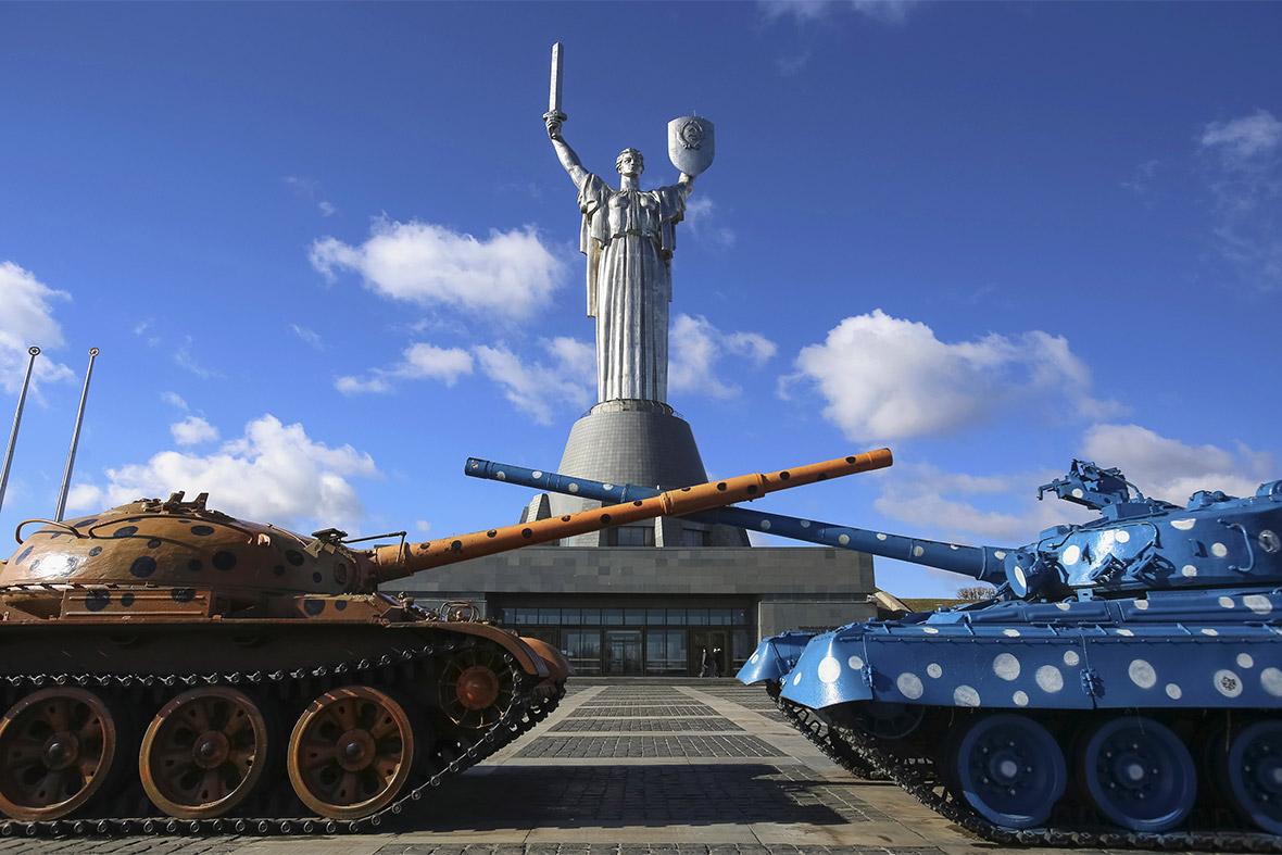 ukraine sculpture