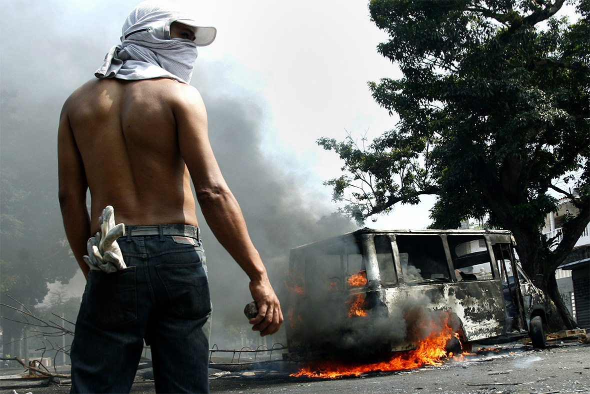 venezuela bus