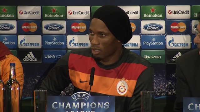 Drogba: I'm Ready for Emotional Stamford Bridge Return