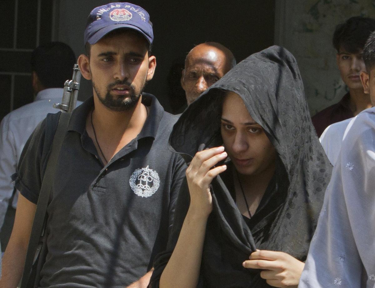Khadija Shah