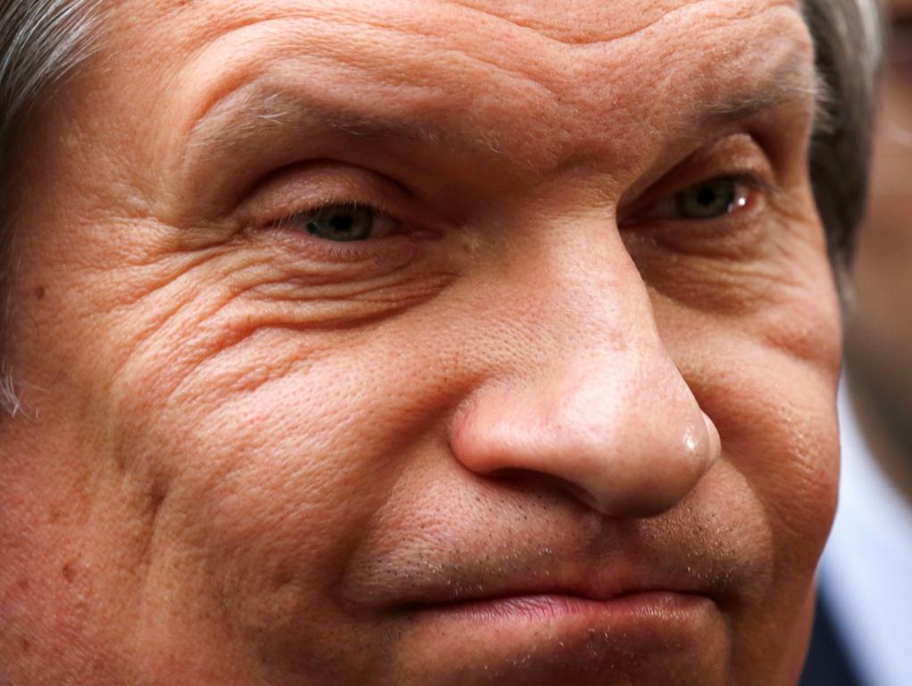 Rosneft Igor Sechin