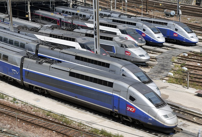 French rail operator SNCF