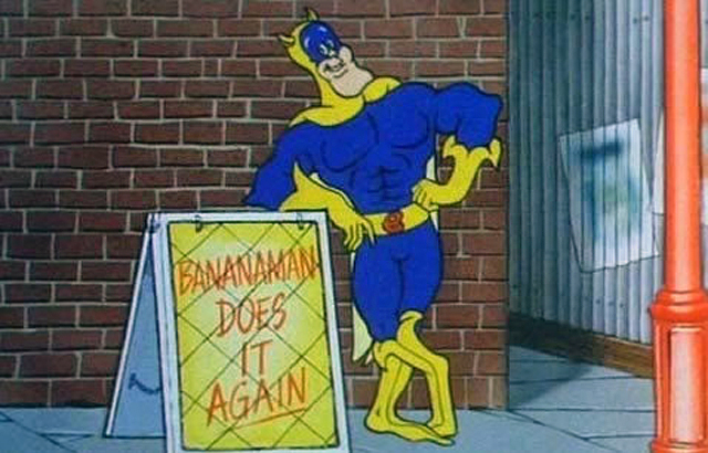 Bananaman Movie