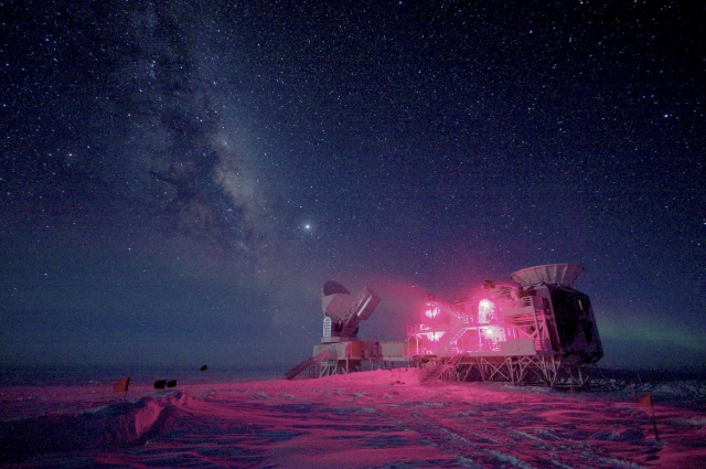 Astronomers Discover Echoes from Big Bang Expansion