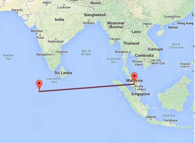 malaysia airlines Maldives