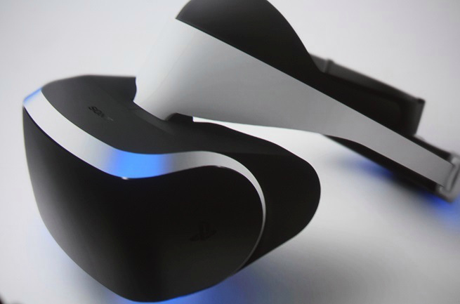 Project Morpheus: Sony Unveils Virtual Reality Headset for PS4
