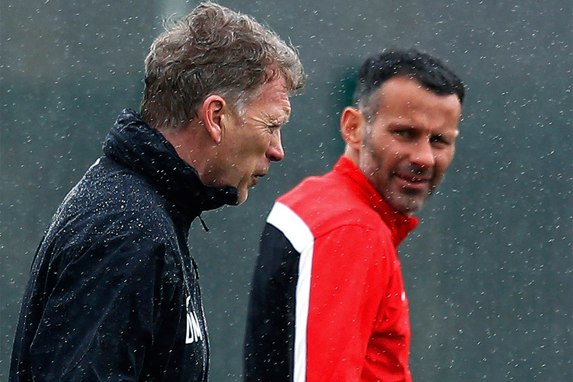 David Moyes-Ryan Giggs