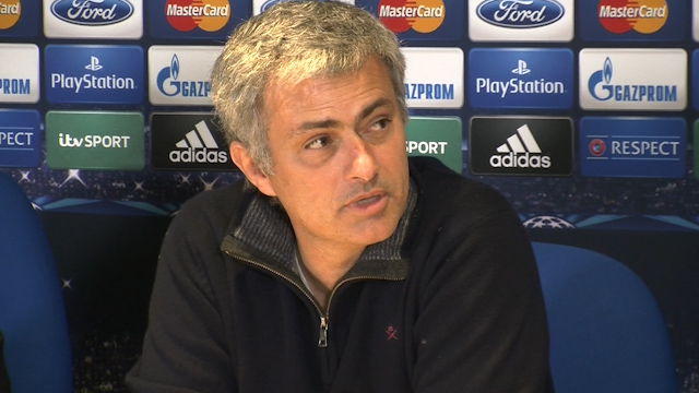 Mourinho: Chelsea Very Much in Control