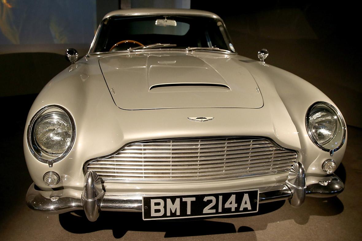 james bond original cars sneak peek at london film museum 39 s bond in motion exhibition. Black Bedroom Furniture Sets. Home Design Ideas