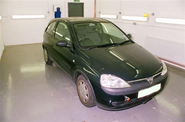 Corsa Vauxhall