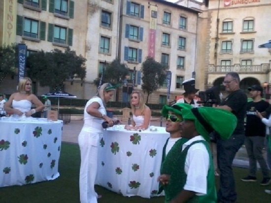 St Patrick\'s Day, South Africa-style