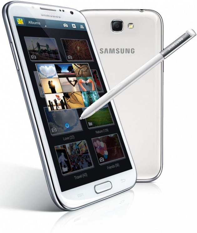 Update Galaxy Note 2 with Android 4.3 N7100XXUENC1 Stock Firmware